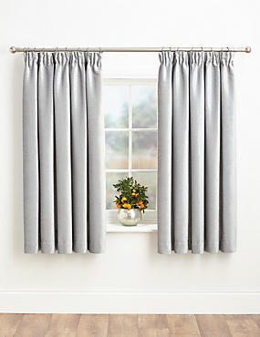 curtains ready made net eyelet bedroom curtains m s