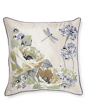 Camilla Floral Cushion