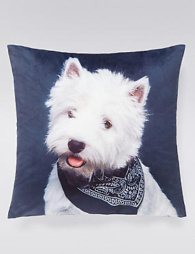 Berty Dog Cushion