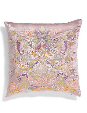 Renee Embroidered Cushion