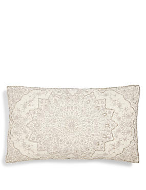 Sophia Embellished Cushion