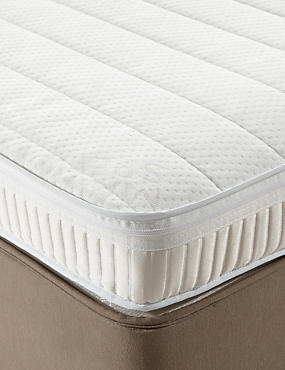 Express Open Coil Cot Bed Mattress