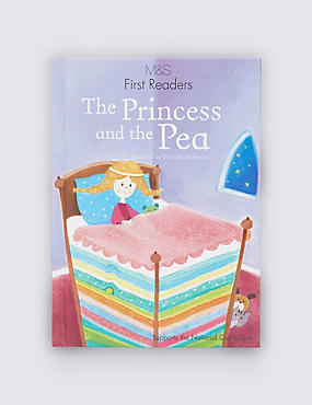 First Readers The Princess & The Pea Book