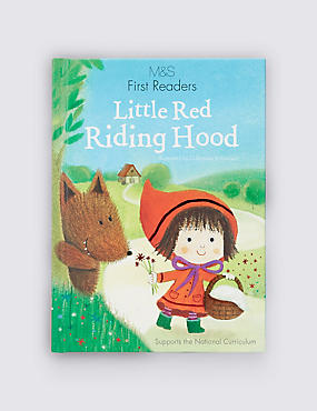 First Readers Little Red Riding Hood Book