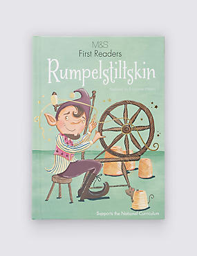First Readers Rumpelstiltskin Book