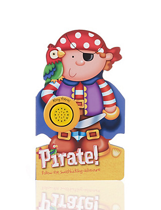 Pirate Sound Book Home