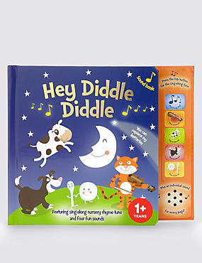 Hey Diddle Diddle Sound Book