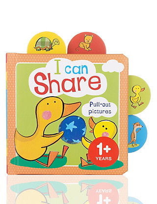 I Can Share Book Home