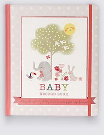 Baby Record Book