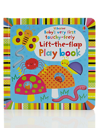 Baby Play Book Home