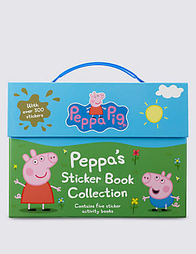 Peppa Pig™ Sticker Collection Book