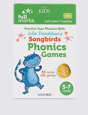 Phonics Games Book