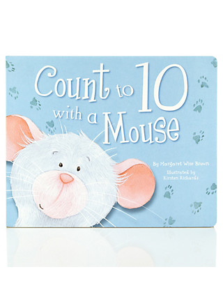 Count to 10 with a Mouse Storybook Home