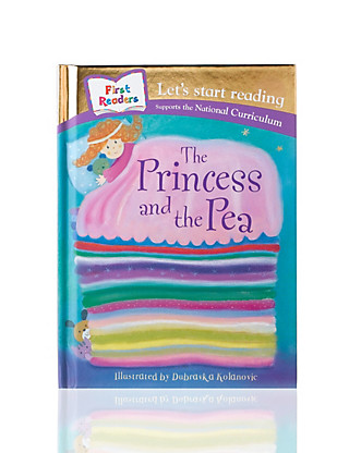 The Princess & The Pea Story Book Home