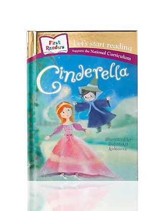 Cinderella Story Book Home