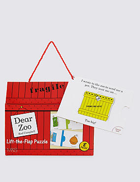 Dear Zoo Puzzle Game