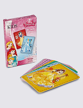 Disney Princess Snap & Other Card Games