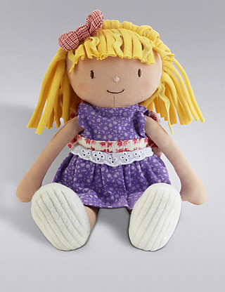 Emily Button™ Daisy Doll (31cm) Home