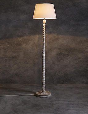 Bali Twist Floor Lamp