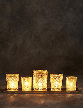 Maeve Tea Light Table Lamp