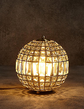 Gem Ball Table lamp