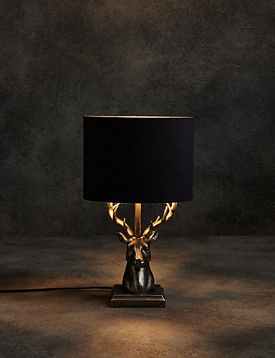 Stag Table Lamp M Amp S
