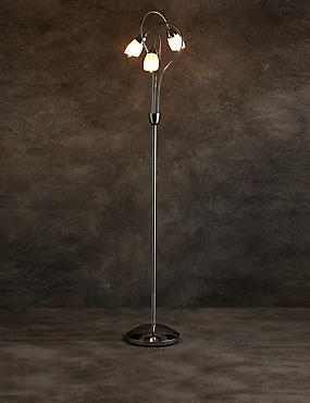 Andrea3 Light Floor Lamp