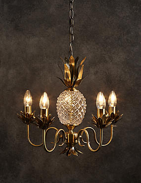 5 Light Puerto Chandelier