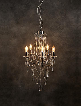 5 Light Grace Chandelier