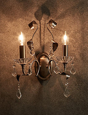 Faye Wall Light