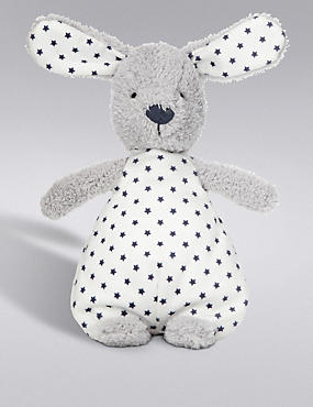 Bedtime Puppy Soft Toy