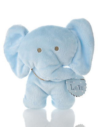 Little Elephant With Love Soft Toy Home