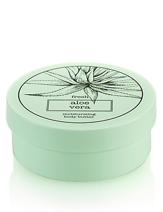 Fresh Aloe Vera Moisturising Body Butter 200ml Home