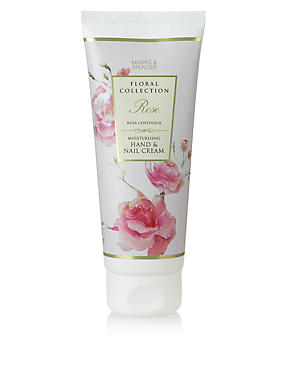 Rose Hand & Nail Cream 100ml