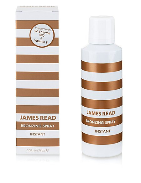 Instant Bronzing Spray 200ml