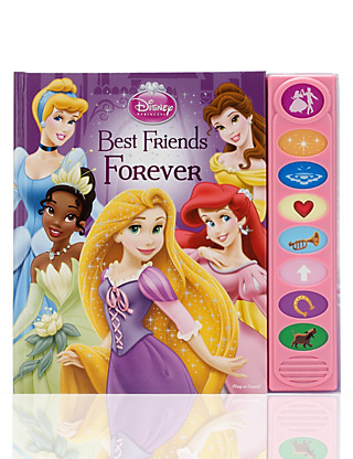 Disney Princess Best Friends Forever Sound Book Home