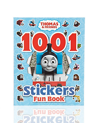 Thomas & Friends™ 1001 Stickers Fun Book Home
