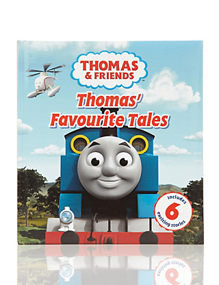 Thomas & Friends™ Favourite Tales Book Home
