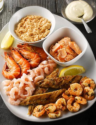 Seafood Platter M Amp S