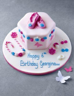 Jewellery Box Cake MS