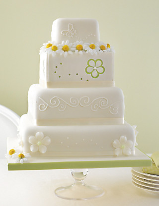 4 Tier Meadow Assorted Cake Cakes