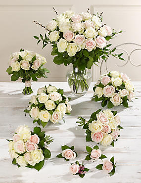 They Are Part Of Marks And Spencer Autograph Range Flowers Two Or Three Bunches Wrap Them In Brown Paper For A