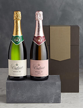 Champagne Duo Gift Box