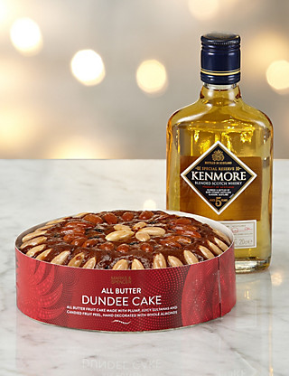 Kenmore Whisky & Dundee Hampers