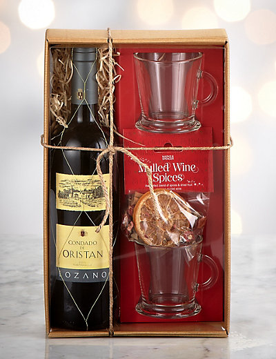 No Credit Car Loans >> Mulled Wine Gift | M&S