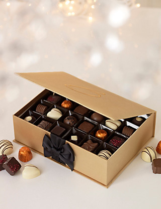 Luxury Belgian Chocolate Gift Box Hampers