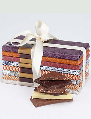 Stack of Chocolates Hampers
