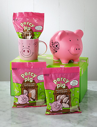 Percy Pig Collectors Hamper Hampers