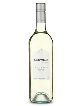 Kings Arneis & Pinot Grigio - Case of 6