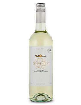 Little Snapper White - Case of 6